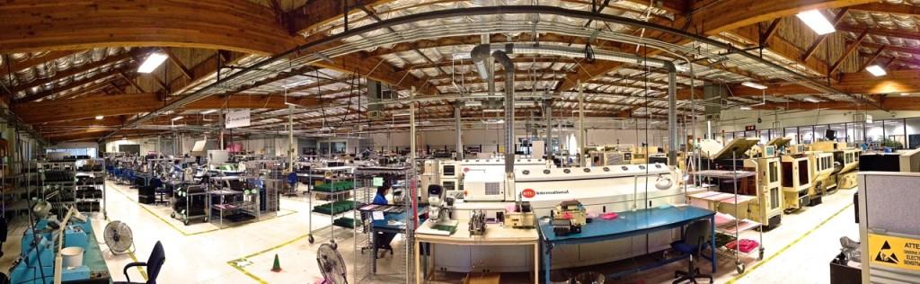 PCB Manufacturing Facility