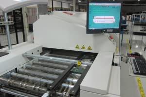 BTU Oven 3-300