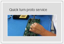 quick turn proto service