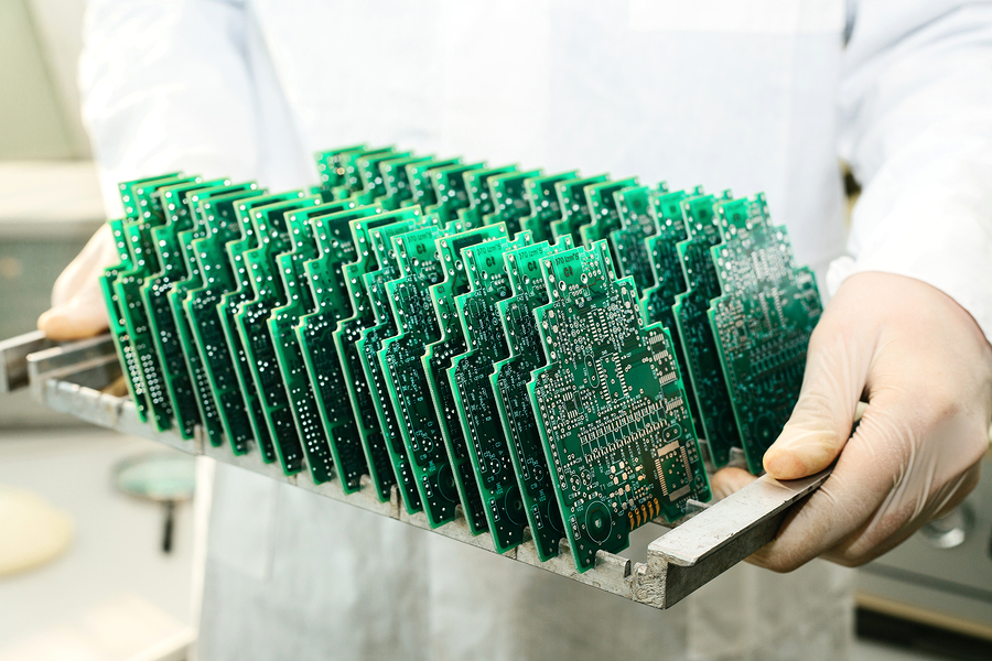 Contract Circuit Board Assembly Services